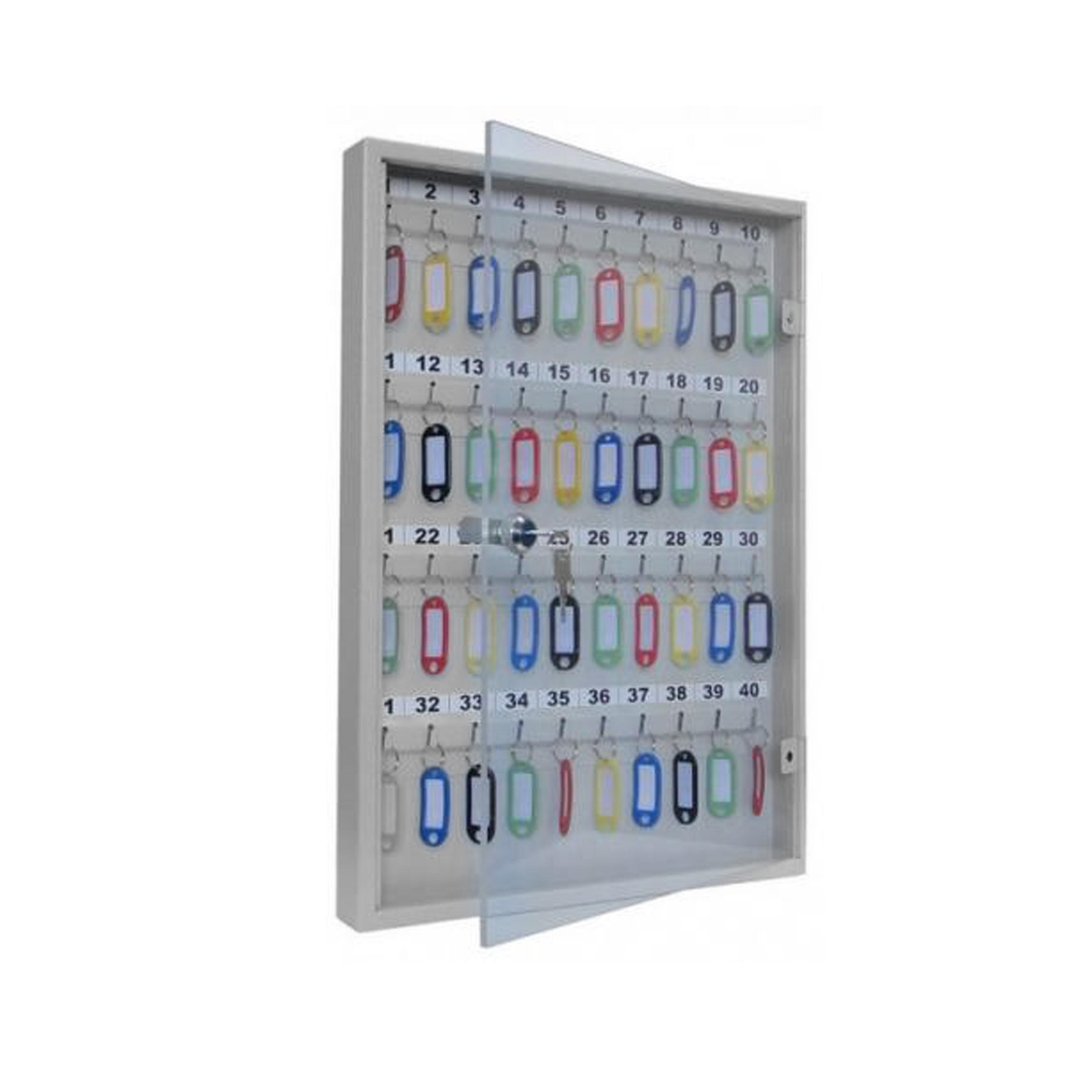 Прозрачные ключницы