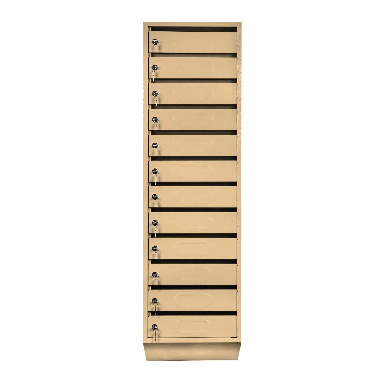 Почтовый ящик Стандарт 12-ти секционный ЯПР - 12